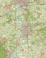 Digitale Topografische Kaart 33 Oost Apeldoorn