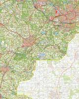 Digitale Topografische Kaart 34 Oost Enschede