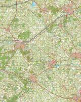 Digitale Topografische Kaart 34 West Enschede