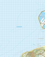 Topografische Kaart 36 Oost Goedereede