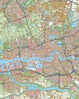 Digitale Topografische Kaart 37 Oost Rotterdam