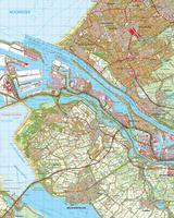 Digitale Topografische Kaart 37 West Rotterdam