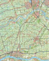 Digitale Topografische Kaart 38 Oost Gorinchem