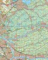 Digitale Topografische Kaart 38 West Gorinchem