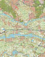 Digitale Topografische Kaart 39 Oost Tiel