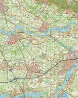 Digitale Topografische Kaart 39 West Tiel