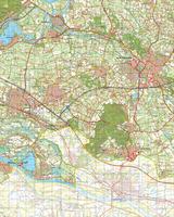 Digitale Topografische Kaart 40 Oost Arnhem