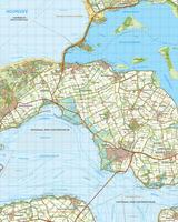 Digitale Topografische Kaart 42 Oost Zierikzee