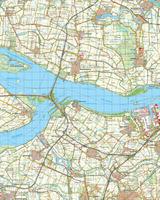 Digitale Topografische Kaart 43 Oost Willemstad