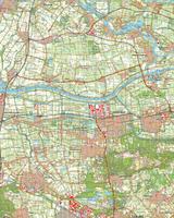 Digitale Topografische Kaart 44 Oost Oosterhout