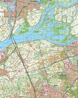 Digitale Topografische Kaart 44 West Oosterhout