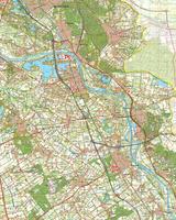 Topografische Kaart 46 West Gennep
