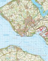 Topografische Kaart 48 West Middelburg