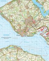 Digitale Topografische Kaart 48 West Middelburg