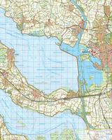 Digitale Topografische Kaart 49 West Bergen op Zoom
