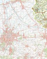 Digitale Topografische Kaart 53 Oost Sluis