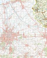 Topografische Kaart 53 Oost Sluis