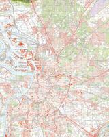 Digitale Topografische Kaart 55 Oost Hulst