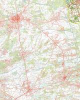 Digitale Topografische Kaart 56 Oost Reusel