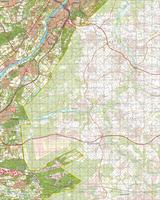 Digitale Topografische Kaart 58 Oost Roermond