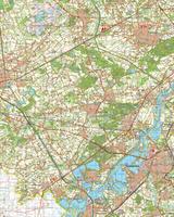 Digitale Topografische Kaart 58 West Roermond