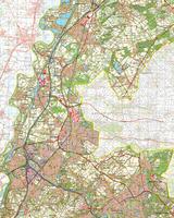Topografische Kaart 60 West Sittard