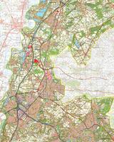 Digitale Topografische Kaart 60 West Sittard