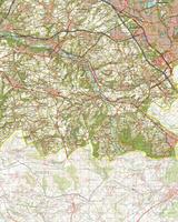 Digitale Topografische Kaart 62 West Heerlen