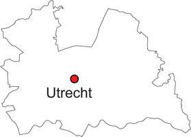 Gratis digitale kaart Utrecht