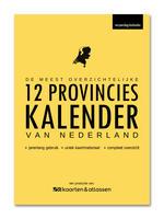 Verjaardagskalender 12 Provincien