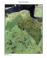 Digitale Satellietkaart Groningen