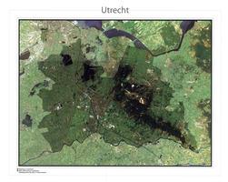 Digitale Satellietkaart Utrecht