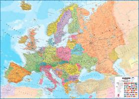 Europakaart