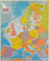 Europakaart Falk
