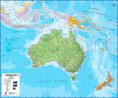 MI Australië staatkundig