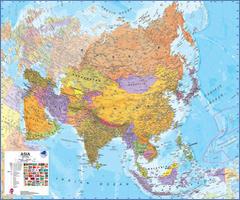 MI Azië staatkundig