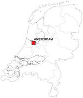 Gratis Nederland kaart