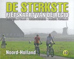 Fietskaart_NoordHolland_Voorkant
