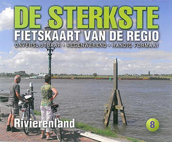 Fietskaart_Rivierenland_Voorkant